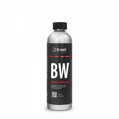 Гелевый глянцевый чернитель резины BW