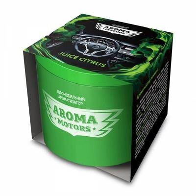 Autoparfuumgeel - Aroma Motors