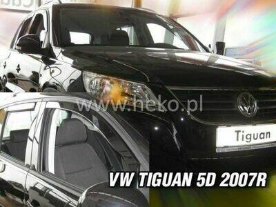 Ветровики VW TIGUAN