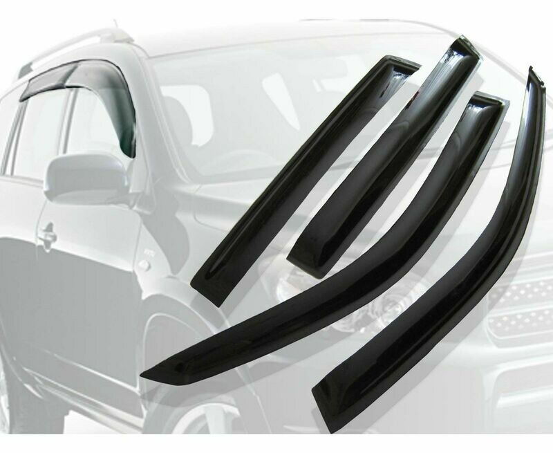 Ветровики, BMW 1 (E87) 2004 - 2011