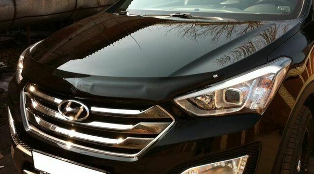 Kapotikaitse, Hyundai Santa Fe 2012+