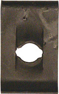 U-klamber plekikruvidele Ø 4mm