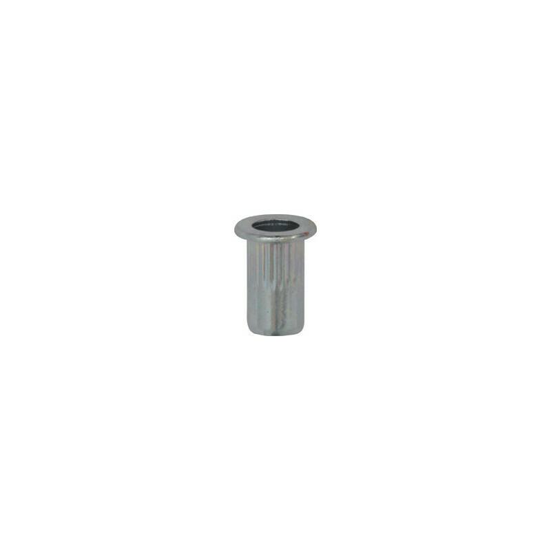 Neetmutter, teras, M5-0.80 0,5 → 3 mm