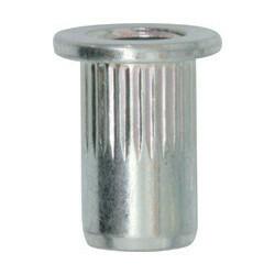 Neetmutter, teras, M6-1.00 0,5 → 3 mm