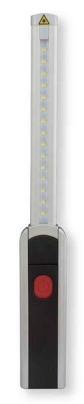 LED фонарик с магнитом