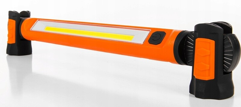 LED аккумуляторный фонарик