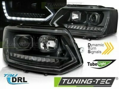 Tuning esituled LED, Vw T5 2010 - 2015