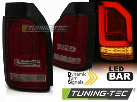 Tuning tagatuled LED, Vw T6 2015 - 2018