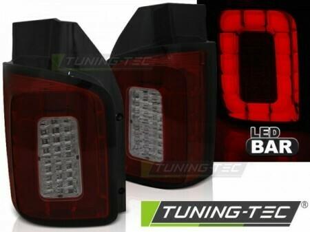 Tuning tagatuled LED, Vw T6 2015 - 2019