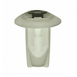 Plastmutter Ø 4,5 mm