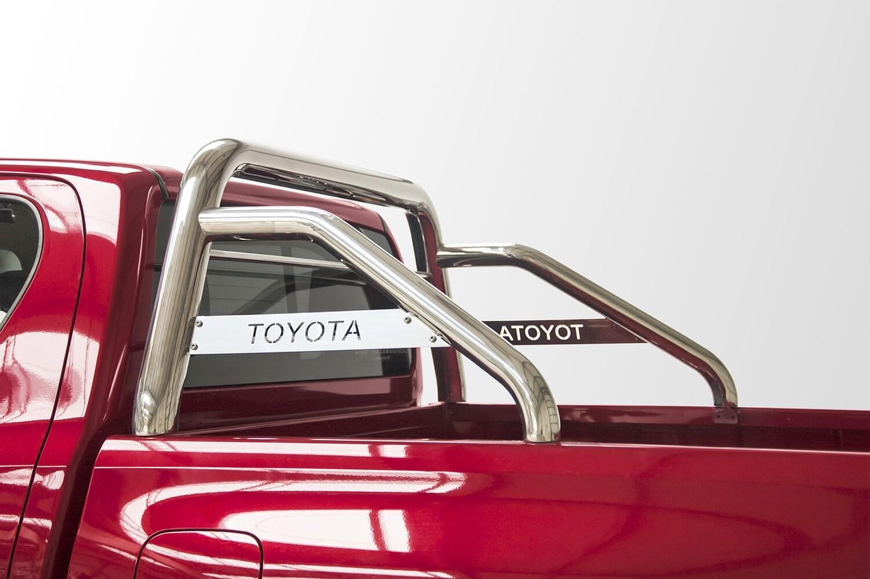 Kastiraud - Single, Toyota Hilux 2015 - 2018