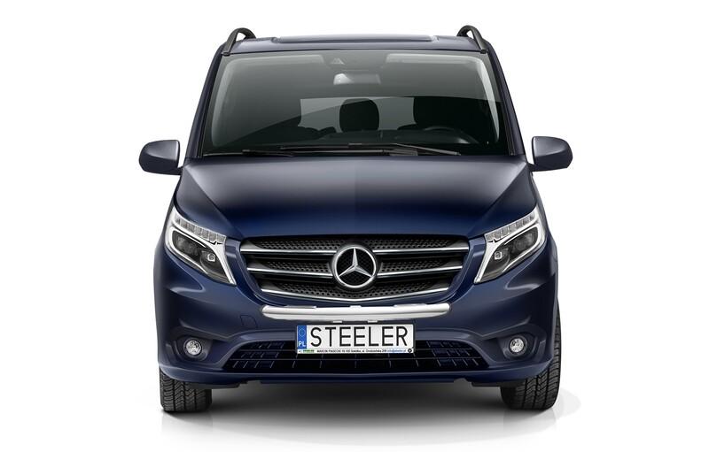 Lisatuledekandur, Mercedes-Bens Vito 2020 -