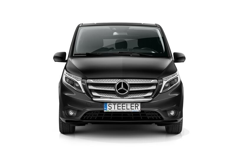 Lisatuledekandur, Mercedes-Bens Vito 2014 - 2020