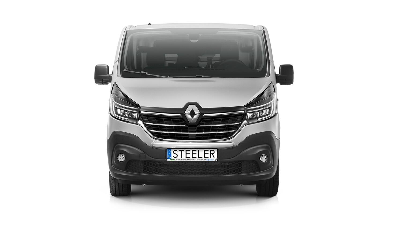 Lisatuledekandur, Renault Traffic 2019 -