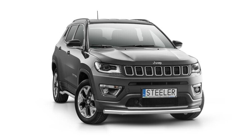 Esiraud, Ø60, madal, Jeep Compass 2017 -