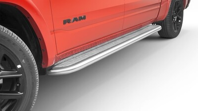 Пороги с пластиной, Ram 1500 2019 -