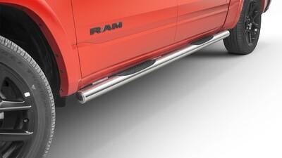 Küljerauad plastastmetega, Ram 1500 2019 -