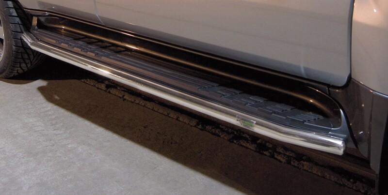 Küljerauad, Toyota Land Cruiser 120 2003 - 2009