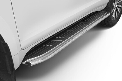 Küljerauad, Toyota Land Cruiser 150 2017 -