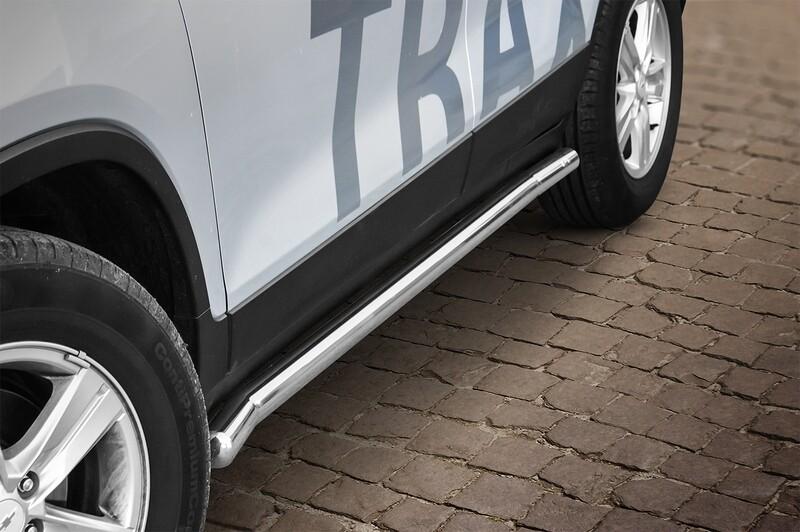 Küljerauad, Chevrolet Trax 2013 -