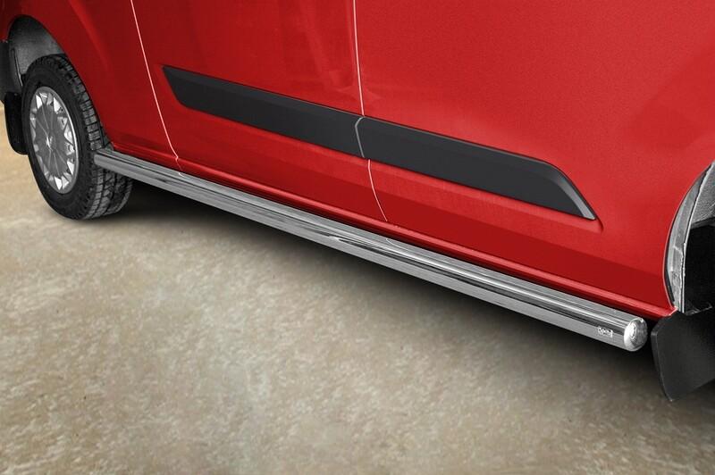 Küljerauad, Ford Transit Custom 2012 - 2018 L2