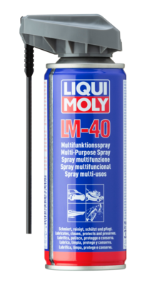 LM40 Универсальное масло 200 мл