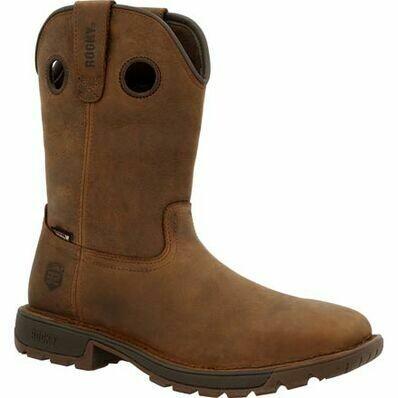 Rocky Legacy 32 WP Steel Toe Western Boot