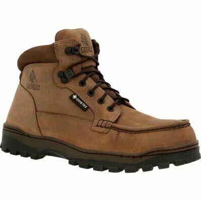 Rocky Outback Gore-Tex Waterproof Steel Toe Boot