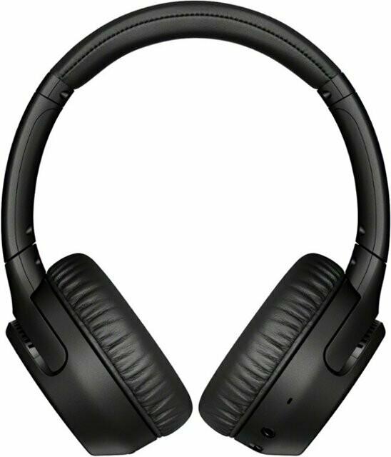 WHXB700/B SONY BLUETOOTH EXTRA BASS HEADPHONES, BLACK, REFURBISED