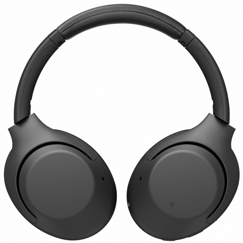 WHXB900N/B SONY BLUETOOTH NOISE CANCELING EXTRA BASS HEADPHONES, REFURBISED, BLACK