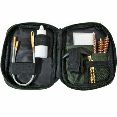 Barska AW11964 Pistol Cleaning Kit with Flex Rod Pouch