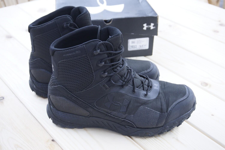 Under Armour Men's Valsetz 1.5 RTS Duty Boots Mens Size 14 4E (4X Wide)