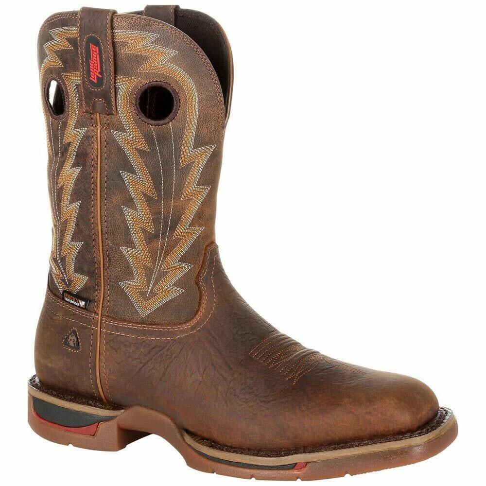 Rocky Long Range Western Waterproof Boot