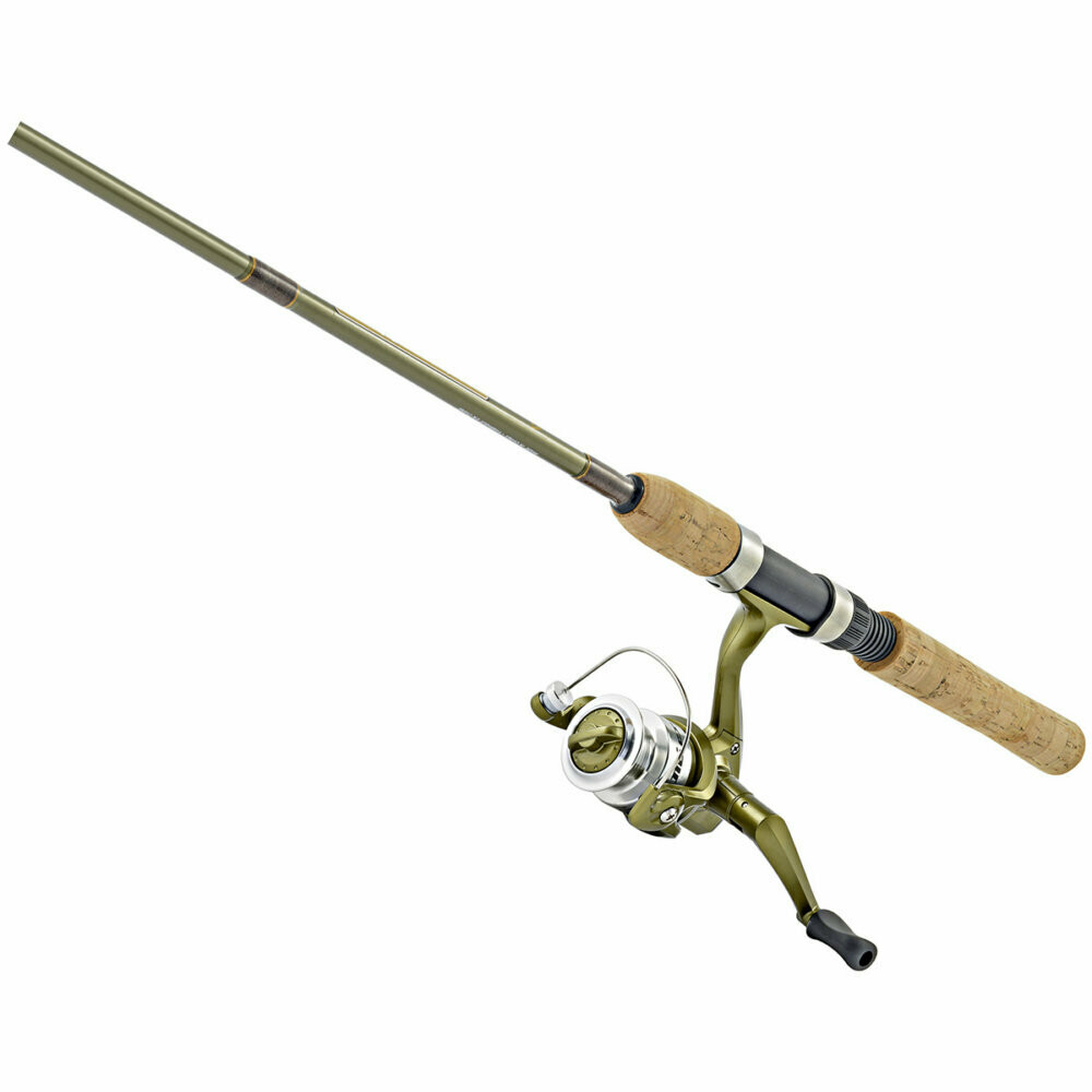 South Bend ML210/502UL Micro Lite Spinning Combo 5'