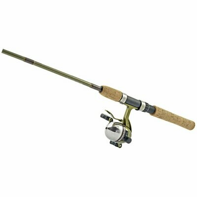 South Bend MLSP/502UL Micro lite, 5' Trigger Spin Combo