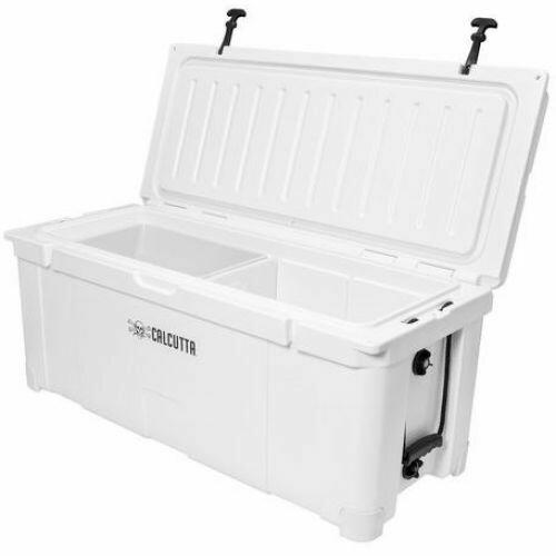 Calcutta CCG2-125 Liter Cooler, White, 2531-0244
