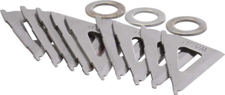 Wasp 2318 Hammer 85 or 100 Gr Replacement Blades
