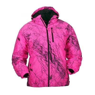 Gamehide 92LPC Huntress Parka Pink Blaze Camo