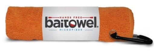 BT Clip Wipes Bait Towel Orange Crush Orange Crush
