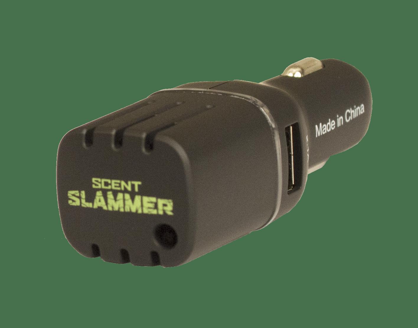 HME HMEAPUR Ozone Air Purifier, 12v with duel USB Ports