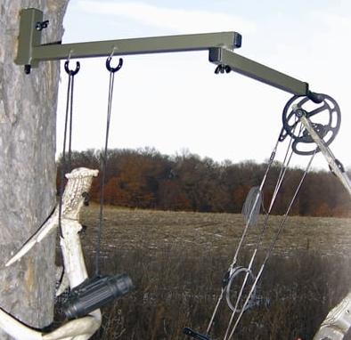 HME HMEBBH BOW / GUN / GEAR TREE STAND HANGER