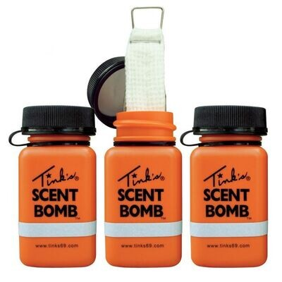 TINKS W5841 SCENT BOMBS    CP6
