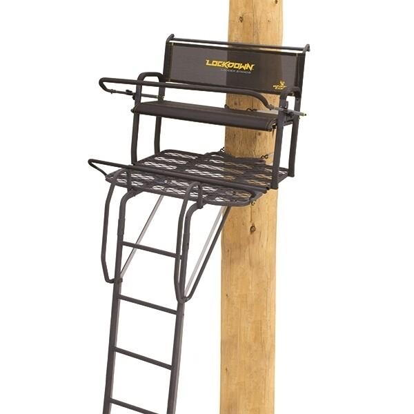 Rivers Edge LD203 Lockdown 2 Man Ladder Stand