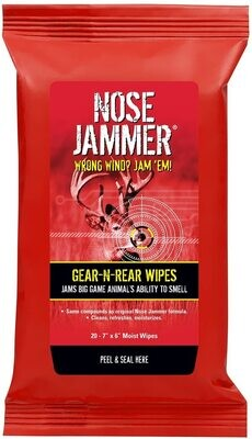 NOSE JAMMER WIPES NJ3120 CP12
