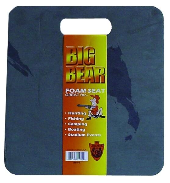Big Bear BB-FS Seat Pad Camo Foam