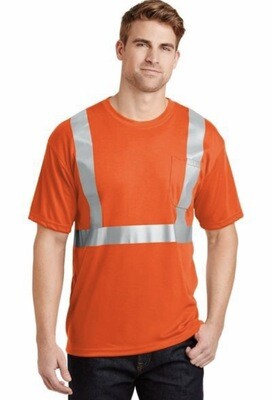 CornerStone Orange Safety Shirt