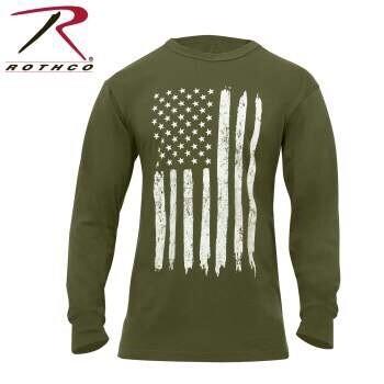 Rothco's Long Sleeve T-Shirt