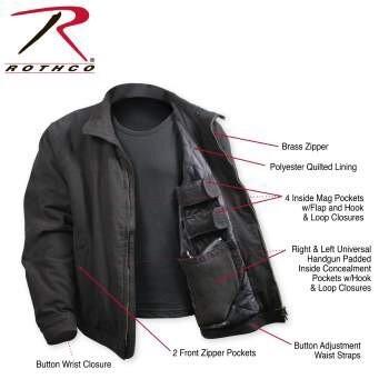 Rothco All Season CCW Carry Jacket