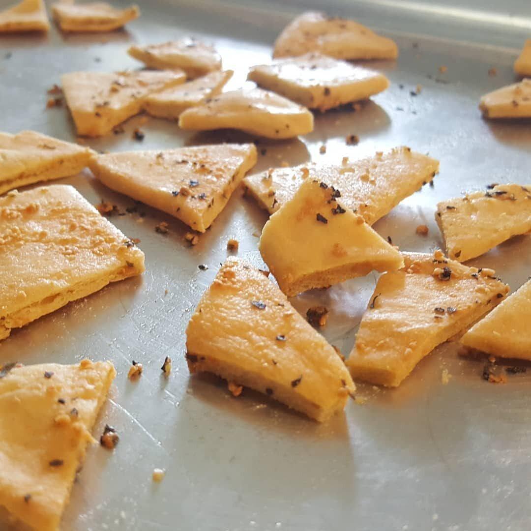 Bread Crisps (Sweet)
