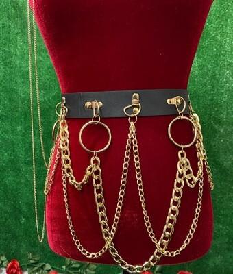 """Jingling Baby"" Chain Belt"